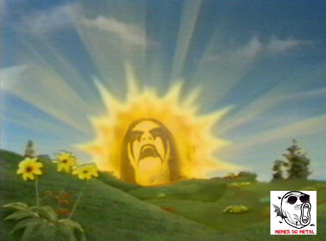 Bom Dia Memes Do Metal